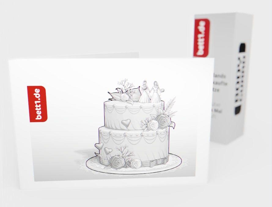 Torte (Frau/Frau)