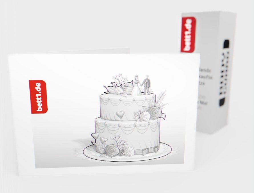 Torte (Frau/Mann)